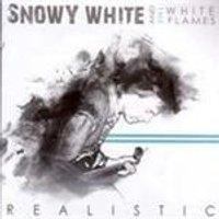 Snowy White & The White Flames - Realistic (Music CD)