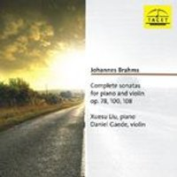 Brahms: Complete Sonatas for Piano and Violin, Opp. 78, 100, 108 (Music CD)