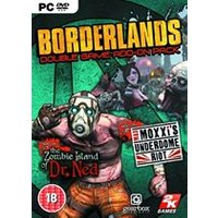 Borderlands - Double Game Add-On Pack (PC)