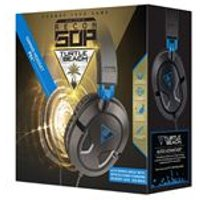 Turtle Beach Ear Force Recon 50P Stereo Gaming Headset (PS4/Xbox One/Mac/PC DVD/Playstation Vita)