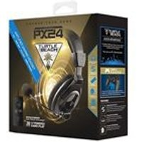 Turtle Beach Ear Force PX24 Amplified Gaming Headset (Xbox One/PS4/PC DVD)