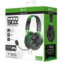 Turtle Beach Ear Force Recon 50X Headset (Xbox One/PS4/Mac/PC DVD)