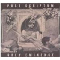 Post Sctiptvm - Grey Eminence (Music CD)