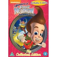 Jimmy Neutron - Box Set