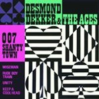 Desmond Dekker & The Aces - 007 Shanty Town (Music CD)