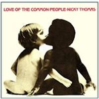 Nicky Thomas - Love Of The Common People (Music CD)