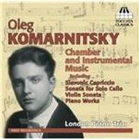 Komarnitsky: Chamber Music (Music CD)