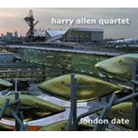 Harry Allen - London Date (Music CD)
