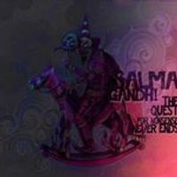 Salma Gandhi - Quest for Nonsense Never Ends (Music CD)