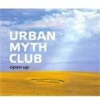 Urban Myth Club - Open Up (Music CD)