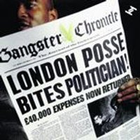 London Posse - Gangster Chronicle (Music CD)