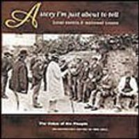 Various Artists - A Story Im Just About To Tell: Events & National Issues (Music CD)