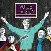 Various Artists - Voice & Vision - Songs of Resistance, Democracy & Peace (Music CD)