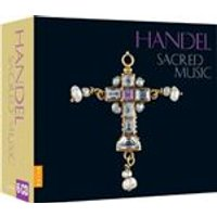 Handel: Sacred Music (Music CD)