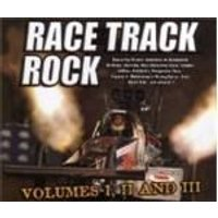 Various Artists - Race Track Rock (Music CD)