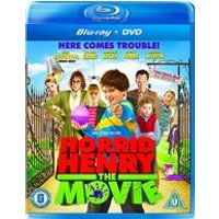 Horrid Henry: The Movie - Double Play (Blu-ray + DVD)