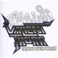 Valient Thorr - Legend Of The World (Music CD)