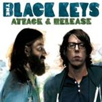 The Black Keys - Attack and Release (Music CD)