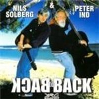 Nils Solberg And Peter Ind - Back To Back (Music CD)