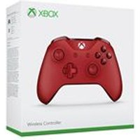 Xbox Wireless Controller - Red (Xbox One)