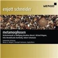 Enjott Schneider: Metamorphosen (Music CD)