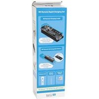 Nintendo Wii U Remote Rapid Charging Set (Wii U)
