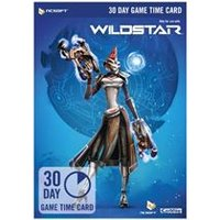 WildStar 30 Day Game Time Card (PC DVD)