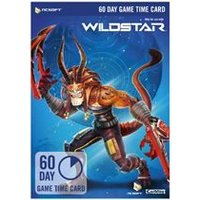 WildStar 60 Day Game Time Card (PC DVD)