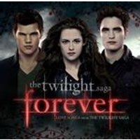 Various Artists - Twilight Forever Love Songs From The Twilight Saga (Music CD)