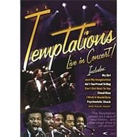 Temptations - Live In Concert
