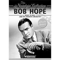 Bob Hope - Road To Bali / My Favourite Brunette