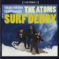 Atoms (The) - Surf Derby (Music CD)