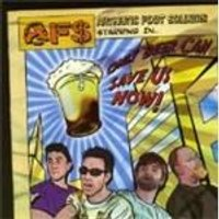 AFS - Only Beer Can Save Us Now (Music CD)