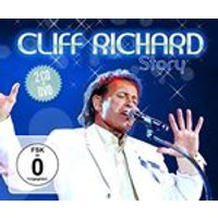 Cliff Richard - Cliff Richard Story (Music CD)