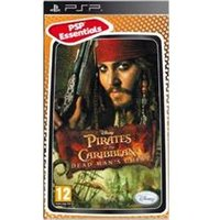 Pirates of the Caribbean - Dead Mans Chest - Essentials (PSP)