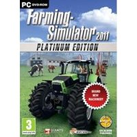 Farming Simulator 2011 - The Platinum Edition (PC)