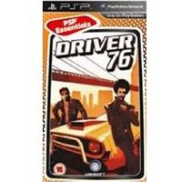 Driver 76 - Essentials (PSP)