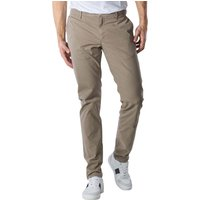 Image of Alberto Rob Pants Slim DS Light Structure beige