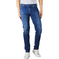 Image of Alberto Slim Jeans Sustainable Denim blue
