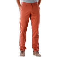 Image of Alberto Lou Pant Compact Cotton red