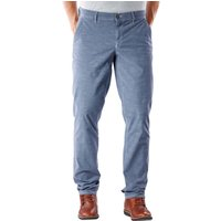 Image of Alberto Lou Pant Dark Warp grey