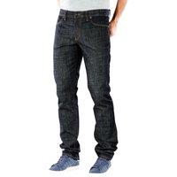 Image of Alberto Pipe Jeans dark denim