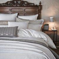 Murmur Bedding  Still Plain White Bed Linen