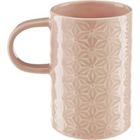 Mumur Dune Tall Mug in Blush