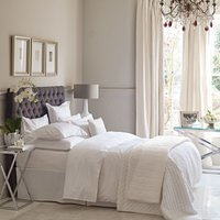 Fable Vauville Bedding in White