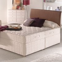 Clearance Sealy (Base Only) Roulette 2FT 6 Small Single Divan Base