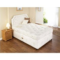 Restus Beds Buckingham 5FT Kingsize Divan Bed