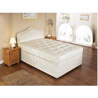 Restus Beds Gemini Back Support 4FT 6 Double Divan Bed