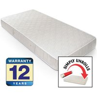 Clearance Relaxsan Core Range Waterlattex 3FT Single Mattress