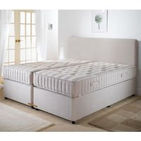 Clearance Dreamworks Beds Duo Comfort 3FT Single Divan Bed 2 Drawer Sprung Edge
